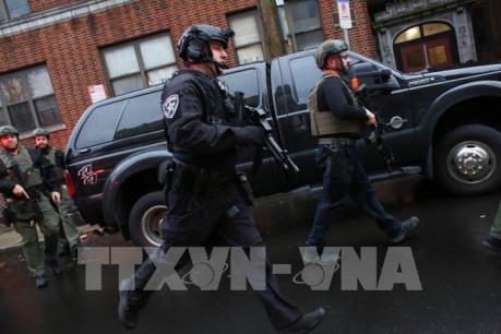 Nổ súng tại bang New Jersey: Nhiều cảnh sát bị thương