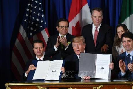Mỹ, Mexico và Canada chính thức ký kết USMCA