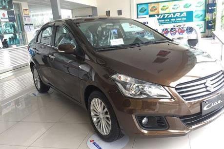 """Top 10 ô tô """"kén"""" khách nhất thị trường Việt, Suzuki Ciaz dẫn đầu"""