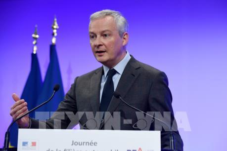 Pháp kích hoạt lại kế hoạch hỗ trợ thương mại và du lịch