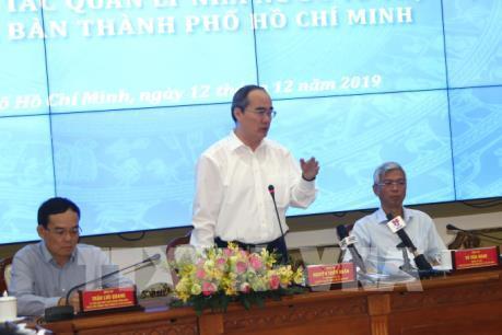 Bí thư Tp. Hồ Chí Minh yêu cầu phân loại vi phạm trật tự xây dựng