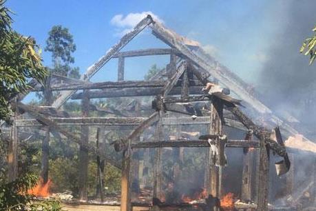 Đề nghị mở lớp tập huấn về phòng cháy, chữa cháy cho hộ kinh doanh homestay
