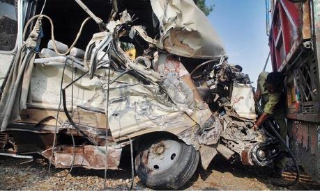 Tai nạn thảm khốc tại Pakistan làm 15 người thiệt mạng