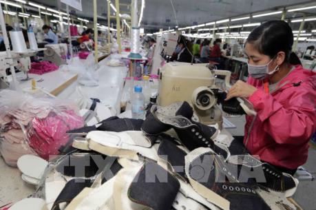 Ngành da giầy Việt Nam đón cơ hội từ CPTPP và EVFTA