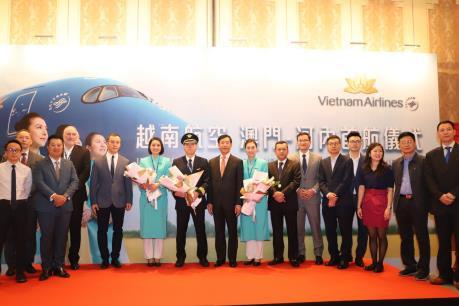 Vietnam Airlines mở đường bay Hà Nội - Ma Cao (Trung Quốc)