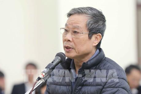 Vụ MobiFone mua AVG: Bị cáo Nguyễn Bắc Son phản cung, không thừa nhận đã cầm 3 triệu USD