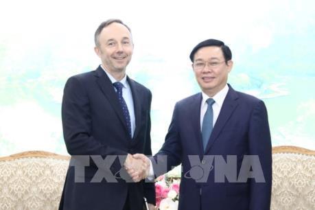 PTT Vương Đình Huệ: Chính phủ tạo thuận lợi để Nike hoạt động lâu dài tại Việt Nam