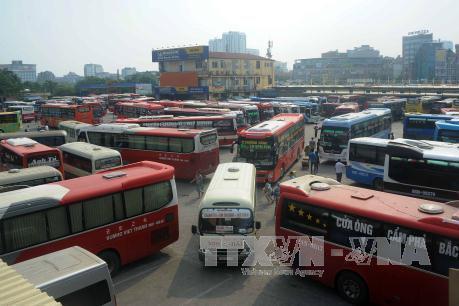 Ban hành Nghị định về kinh doanh vận tải bằng ô tô trước ngày 30/12/2019