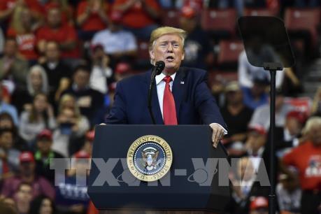 Thượng viện Mỹ tuyên Tổng thống Trump vô tội