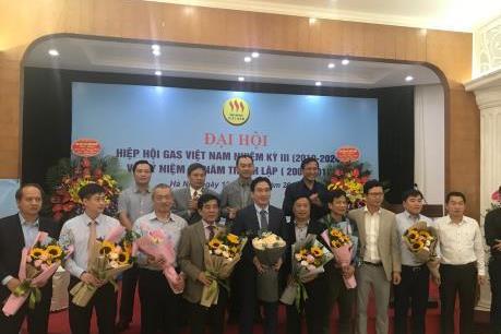 Ông Nguyễn Thanh Bình được bầu làm Chủ tịch Hiệp hội Khí Việt Nam