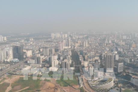 Không khí tại Bắc Bộ ô nhiễm ở mức báo động