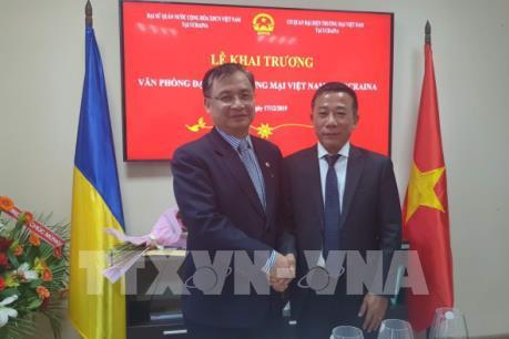 Khai trương Văn phòng Cơ quan đại diện thương mại Việt Nam tại Ukraine