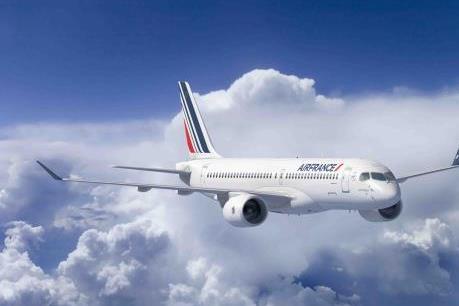 Air France-KLM đặt mua 60 máy bay Airbus A220-300