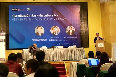 Có chính sách về kinh tế nền tảng số cho Việt Nam