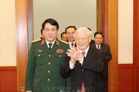 Bài viết của Tổng Bí thư, Chủ tịch nước nhân 75 năm Ngày thành lập Quân đội nhân dân