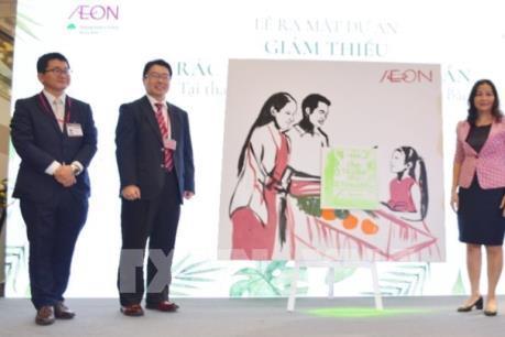 Hà Nội cùng doanh nghiệp giảm thiểu rác thải nhựa