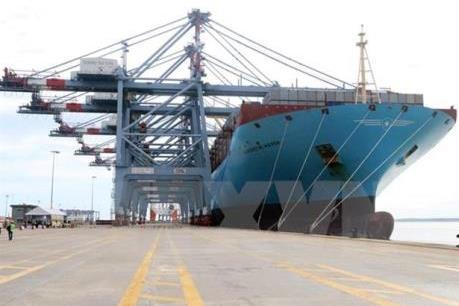 Cảng Quốc tế Cái Mép tham gia chuỗi cung ứng TradeLens