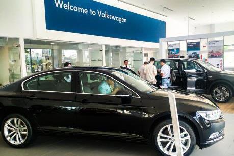 Volkswagen khai trương đại lý ủy quyền tại Đà Nẵng