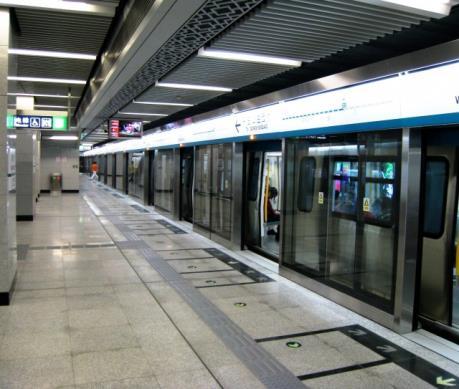 Đường sắt điện ngầm tại Bắc Kinh vận hành tự động hoàn toàn