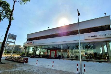 Ra mắt Toyota Long An