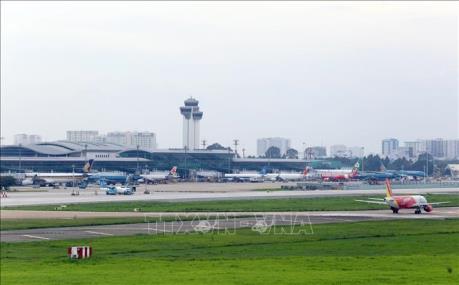 Sân bay Tân Sơn Nhất dự kiến đón trên 3,7 triệu lượt khách dịp Tết Canh Tý 2020