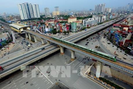 Đường sắt đô thị Cát Linh - Hà Đông đang nghiệm thu từng phần