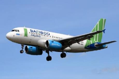 Bamboo Airways điều chỉnh 6 chuyến bay đi, đến sân bay Vinh ngày 21/12