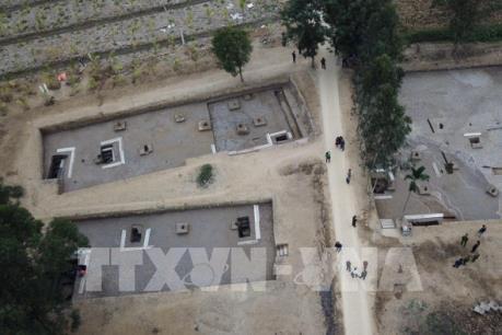 Thêm nhận thức mới về trận Bạch Đằng từ bãi cọc gỗ được khai quật tại xã Liên Khê