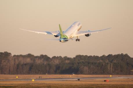 Bamboo Airways đưa siêu tàu bay Boeing 787-9 Dreamliner vào khai thác