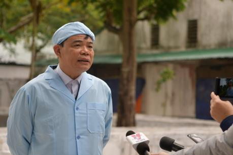 """Bộ trưởng Nguyễn Xuân Cường: """"Gậy ông đập lưng ông"""" nếu găm hàng, thổi giá thịt lợn"""
