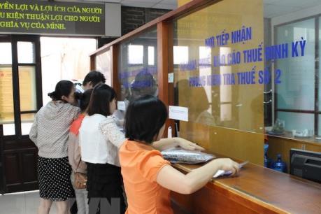 Vĩnh Phúc công khai thông tin gần 600 doanh nghiệp nợ thuế
