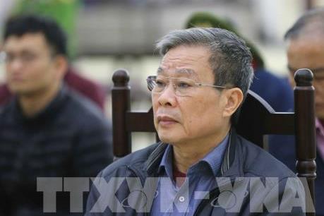 Gia đình bị cáo Nguyễn Bắc Son đã nộp đủ 3 triệu USD nhận hối lộ
