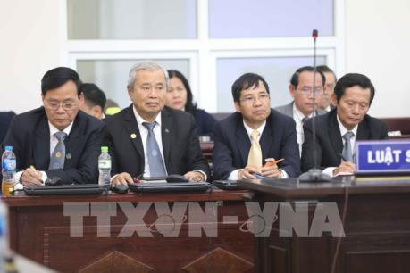 Vụ MobiFone mua AVG: Bị cáo Nguyễn Bắc Son từ chối tiếp tục đối đáp