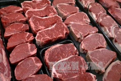 Nhật Bản sắp nối lại hoạt động xuất khẩu thịt bò sang Trung Quốc