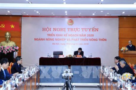Thủ tướng Nguyễn Xuân Phúc: Năm 2025, nông nghiệp phải đứng Top 10 thế giới về xuất khẩu