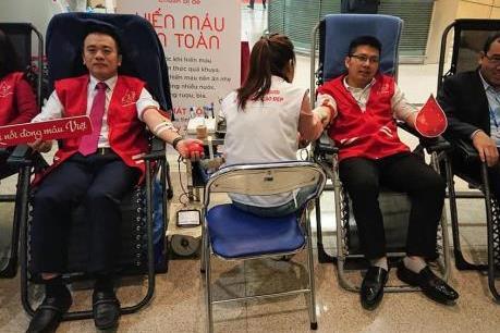 EVN phát động hiến máu cứu người lần thứ V