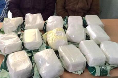 Hải quân Anh thu giữ lượng ma túy trị giá hàng triệu USD tại Vịnh Oman