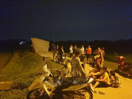 UBND huyện Sóc Sơn đề xuất chính sách đền bù tại bãi rác Nam Sơn