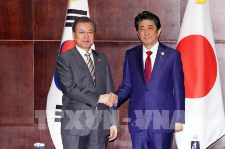 Tổng thống Moon Jae-in: Hàn Quốc và Nhật Bản không thể xa rời nhau