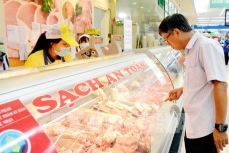Hà Nội thông tin về nguồn cung thịt lợn dịp Tết