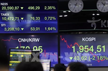 Hàn Quốc: Lợi nhuận ròng môi giới chứng khoán giảm mạnh trong quý III