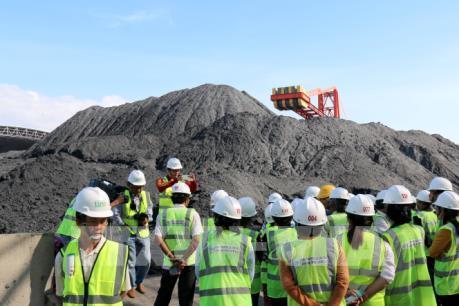 Giám sát toàn diện việc bảo vệ môi trường tại Trung tâm Điện lực Vĩnh Tân