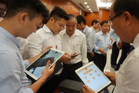 Ủy ban nhân dân tỉnh Quảng Ninh tổ chức họp không giấy tờ