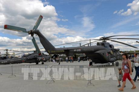 Trực thăng Nga hạ cánh khẩn cấp tại Siberia: Đã có 15 người bị thương