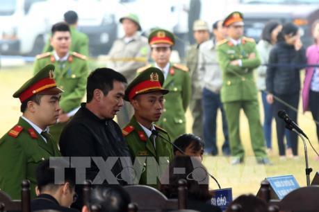 Mở phiên tòa sơ thẩm xét xử lưu động vụ án nữ sinh giao gà bị sát hại tại Điện Biên
