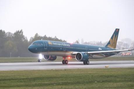 Từ 19/1/2020, Vietnam Airlines sẽ khai thác đường bay Đà Nẵng – Thượng Hải
