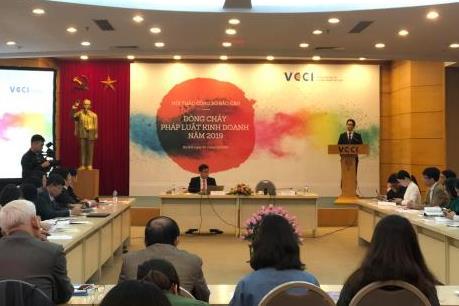 Công bố Báo cáo dòng chảy pháp luật kinh doanh năm 2019