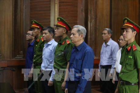 Xét xử vụ án nhà đất 15 Thi Sách, Tp. Hồ Chí Minh