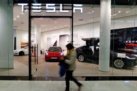Tesla ký thỏa thuận tín dụng với các ngân hàng Trung Quốc
