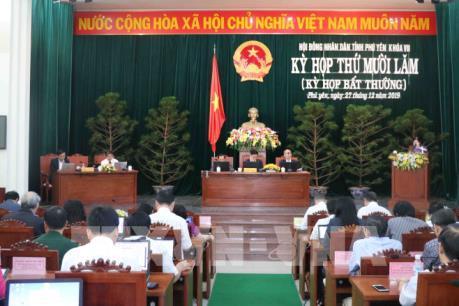 Phú Yên thông qua Nghị quyết về Đề án thành lập thị xã Đông Hòa